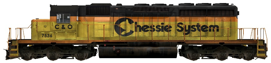 CHESSIE_SD40-2_7536