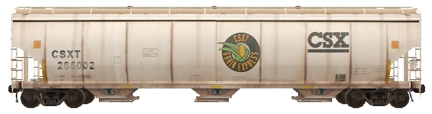 CSX_Grain_Express_Set