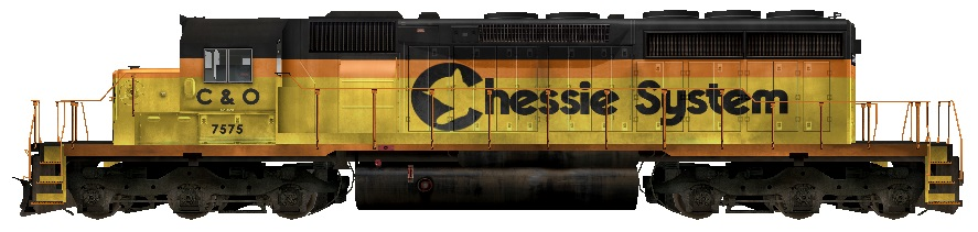 CHESSIE_SD40-2_7575